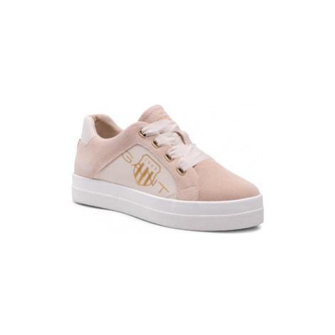 Gant Sneakersy Avona 22533538 Béžová