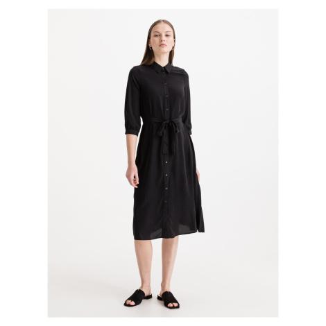 Šaty s dlhým rukávom Vero Moda