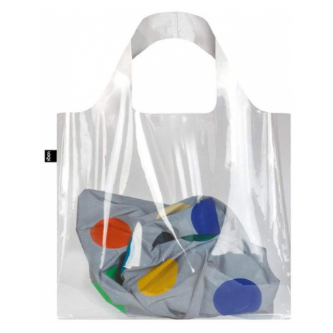 Loqi Bag Transparent-One size farebné BA.TR-One size