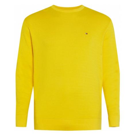 TOMMY HILFIGER Sveter  žltá