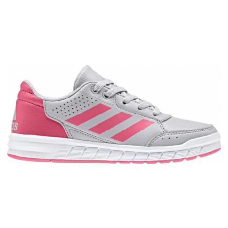 adidas ALTASPORT K biela - Športová detská obuv