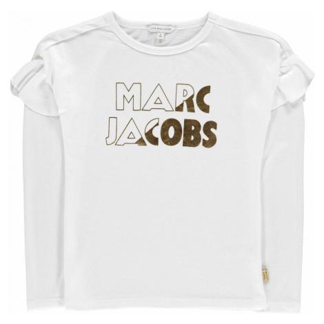 MARC JACOBS Logo Print T Shirt