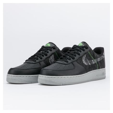 Nike Air Force 1 '07 LV8 black / clear electric green