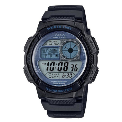Casio Digital AE-1000W-2A2VEF (415)
