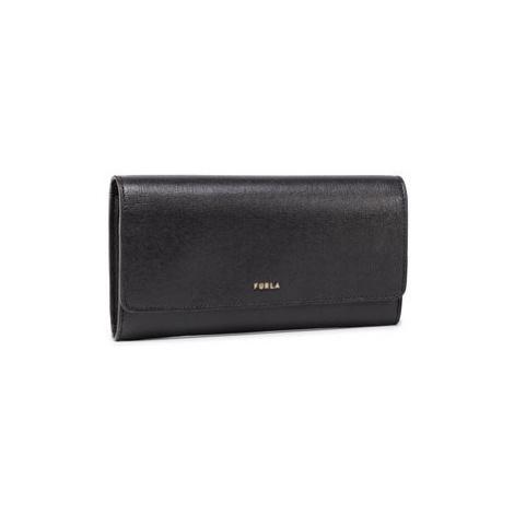 Furla Veľká dámska peňaženka Babylon PCY3UNO-B30000-O6000-1-007-20-TN-P Čierna