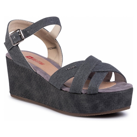 Sandále BIG STAR - FF274A461  Grey