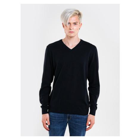 Big Star Man's V-neck Sweater 161944 -900