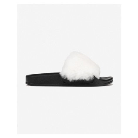 Dolce & Gabbana Šľapky Čierna Biela