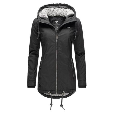 Ragwear Outdoorová bunda 'Zuzka'  čierna