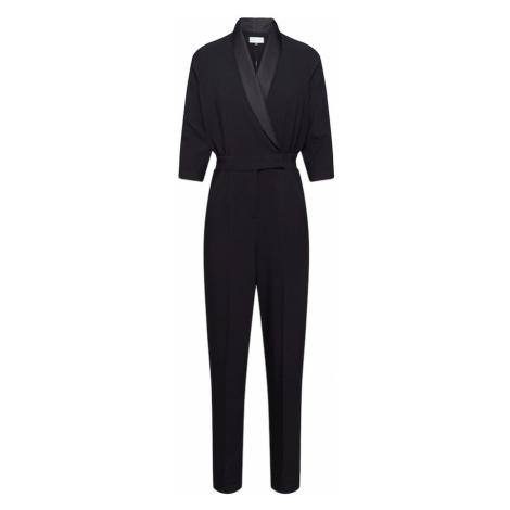 Closet London Overal 'Jumpsuit'  čierna