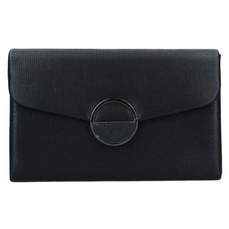 Dámska listová kabelka Michelle Moon Selena- čierna