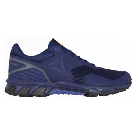 Reebok RIDGERIDER TRAIL 4.0 tmavo modrá - Pánska bežecká obuv