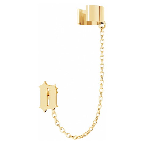 Giorre Woman's Chain Earring 34577