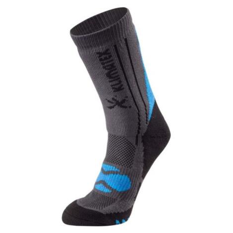 Klimatex ITTO šedá - Turistické ponožky