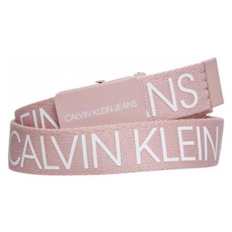 Calvin Klein Jeans Opasky  biela / ružová