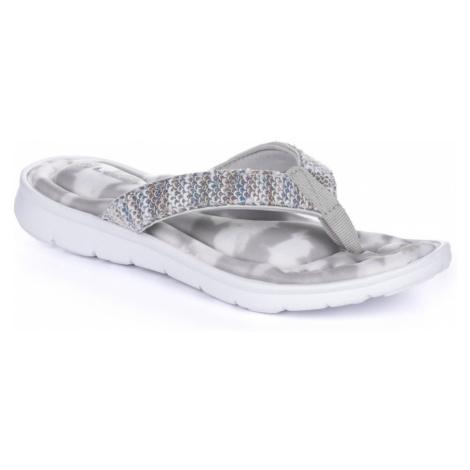 AULETTA women's flip flops gray LOAP