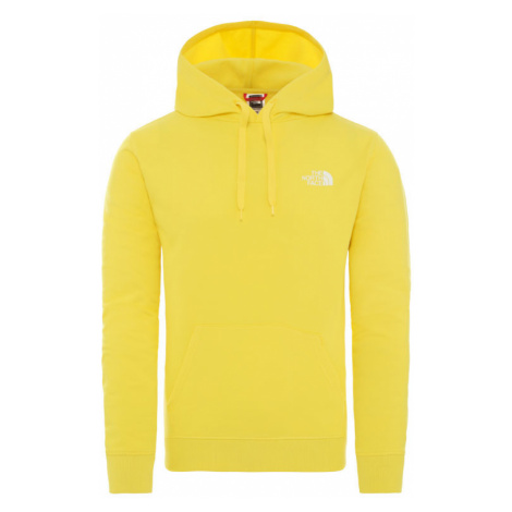 The North Face M Graphic Hoodie (Based On A3Xyd)  - Eu Tnf Lemon/Tnf White-L žlté NF0A492AP76-L