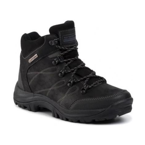 Šnurovacia obuv SPRANDI EARTH GEAR WP40-8410Y Materiał tekstylny,koža ekologická