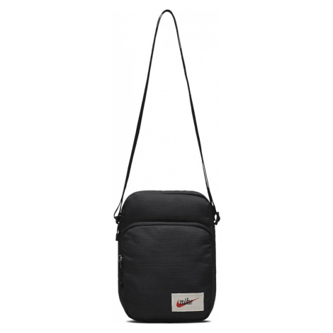 NIKE - Čierna taška cez rameno Nike Heritage