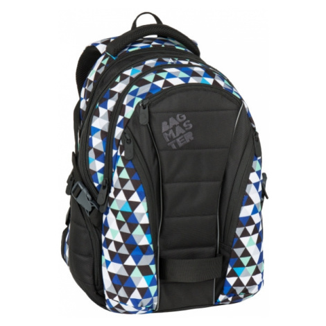 Bagmaster Bag 7 I Black/blue/grey