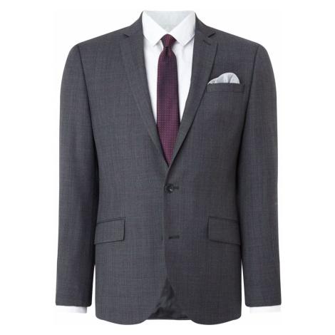 Kenneth Cole Metropolitan Slim Fit Windowpane Suit Jacket