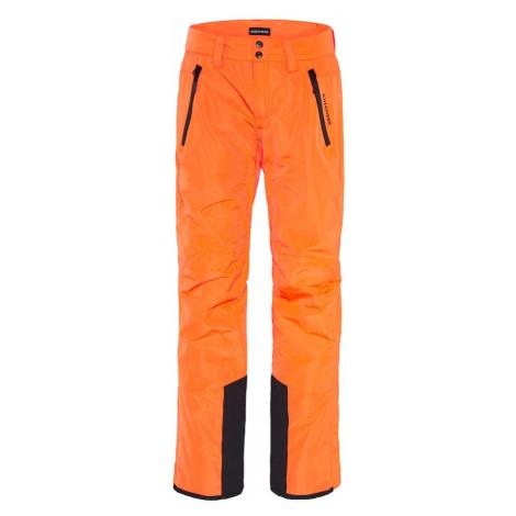 CHIEMSEE Outdoorové nohavice  oranžová