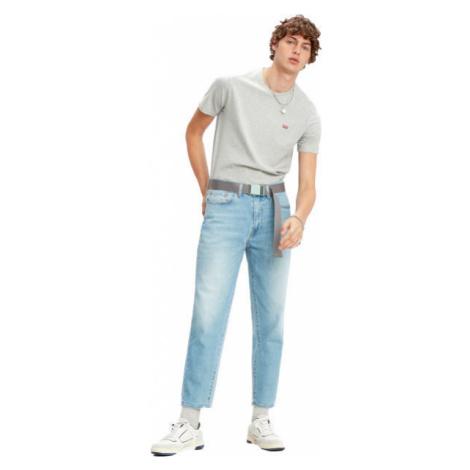 Levi's THE ORIGINAL TEE šedá - Pánske tričko Levi´s