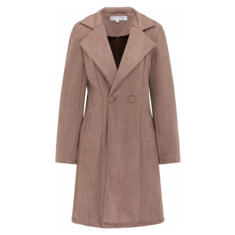 Usha Prechodný kabát  svetlohnedá