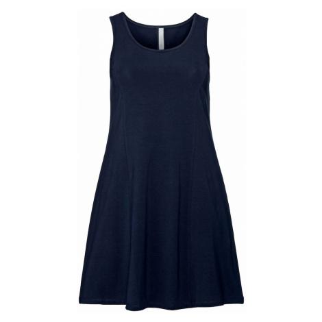 SHEEGO Šaty  námornícka modrá