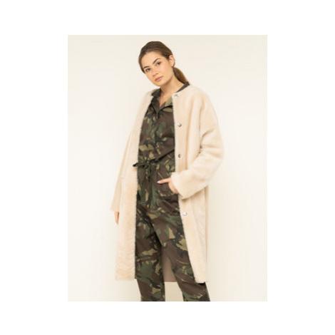 Ugg Zimný kabát Remy Reversible 1104060 Béžová Relaxed Fit