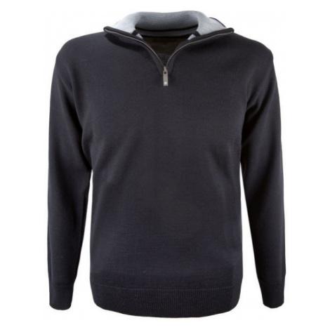 Kama SVETR URBAN 4105 tmavo sivá - Pánsky sveter