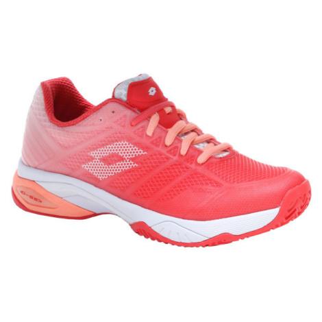 Lotto MIRAGE 300 II CLY W ružová - Dámska tenisová obuv