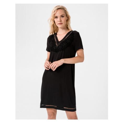 Desigual Šaty Čierna