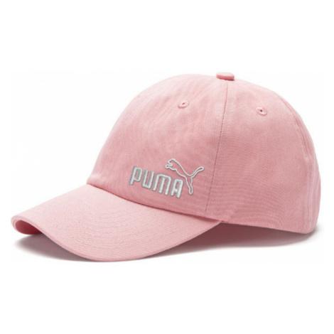 Puma ESS CAP JNR ružová - Detská šiltovka