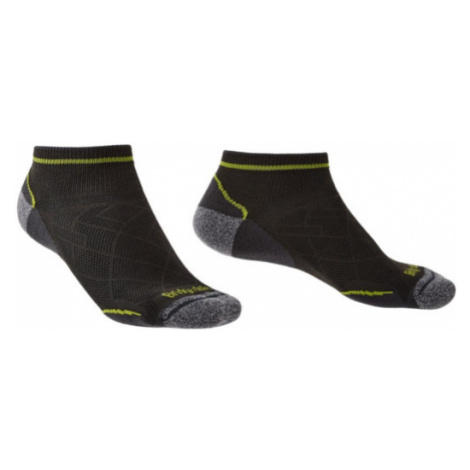 Ponožky Bridgedale Hike Ultralight T2 Coolmax Performance Low graphite/lime/140