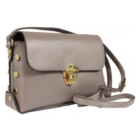Malá a moderná kabelka Astrid Grigia