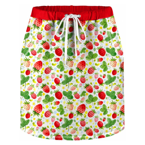 Mr. GUGU & Miss GO Woman's Skirt S-K-PC1629