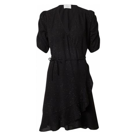 Neo Noir Šaty  čierna