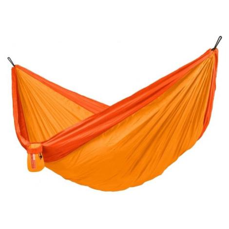 La Siesta COLIBRI 3.0 DOUBLE oranžová - Hamaka