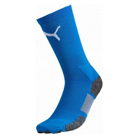 Puma MATCH CREW SOCKS modrá - Ponožky