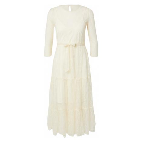 Pimkie Šaty 'TRAVIATA'  prírodná biela