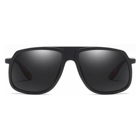Polarizačné slnečné okuliare Gareth čierne