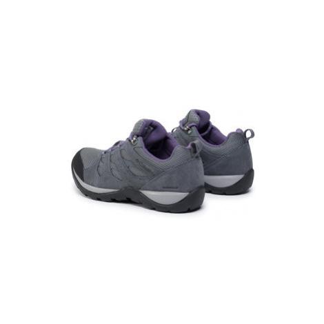 Columbia Trekingová obuv Redmond V2 Wp BL0834 Sivá