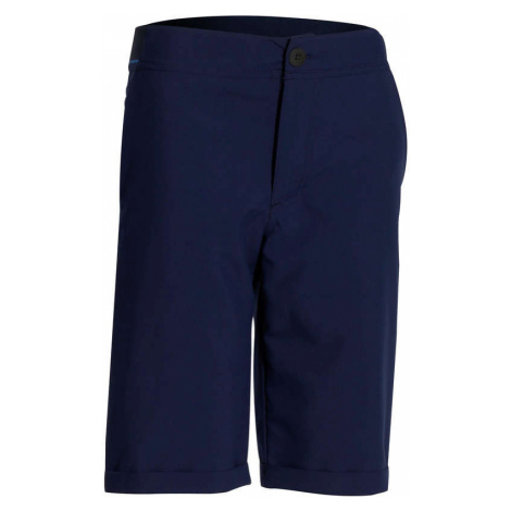 QUECHUA Chlapčenské šortky Mh100 Modré
