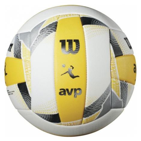 Wilson AVP II BEACH DEFL biela - Volejbalová lopta