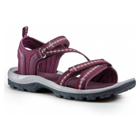 QUECHUA Sandále Nh110 Bordové