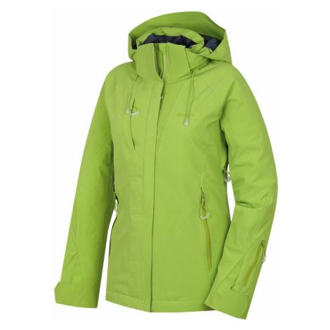 Husky Nopi zelená, Dámskalyžarska bunda