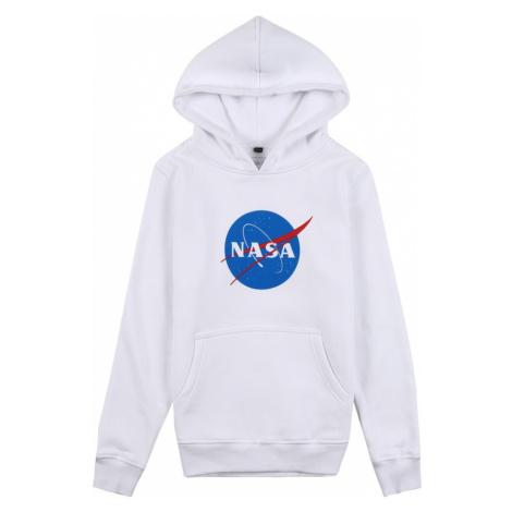 Mister Tee Mikina 'NASA'  modrá / biela