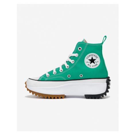 Converse Run Star Hike Tenisky Zelená