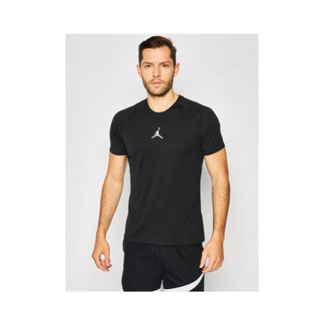 NIKE Funkčné tričko Air Jordan Dry 23 Alpha 889713 Čierna Standard Fit